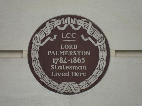 #plaque366 Lord Palmerston