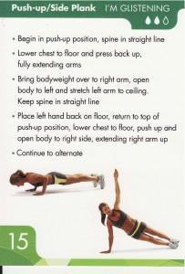 Push-up/Side Plank