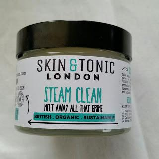 Skin & Tonic Steam Clean