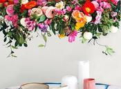 Should Totally This Floral Chandelier Your Wedding!