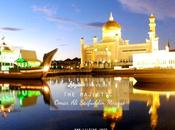 Lilpink Travels: Majestic Omar Saifuddin Mosque