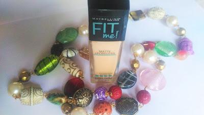 Maybelline Fit Me Matte + Poreles Foundation & Concealer Review and FOTD