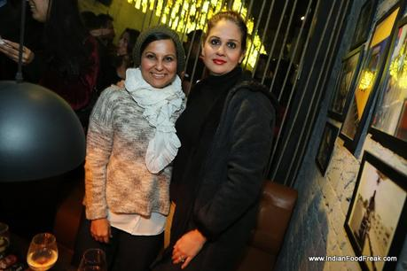 Rashmi Virmani and Shefali Talwar