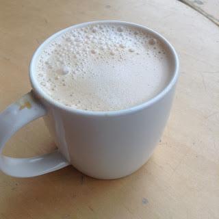 Starbucks UK Coconut Milk Latte Review