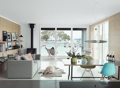 Elegant 5 Danish Interiors That Mix Modern And Vintage Design