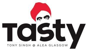 tony singh tasty glasgow logo