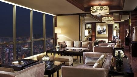 The Ritz-Carlton Club Lounge Chengdu - exceptional for any world traveler