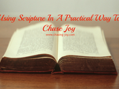 Using Scripture Practical Chase