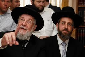 might we soon see elections for chief rabbinate positions?