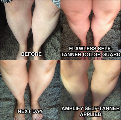 SELF-TANNING PROCESS AND REVIEW #2