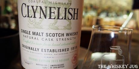 Clynelish Second Release Label