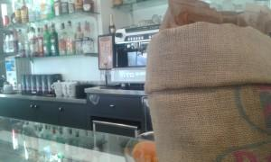 Caffè marocchino o ginseng? Marocchino or ginseng coffee?