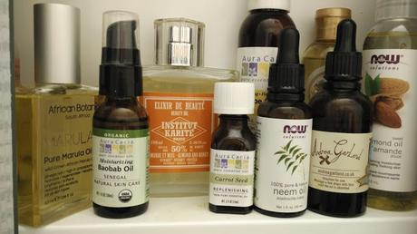 A tale of 9 Facial Oils -The Good' s and The So-So's (plus a bonus!)