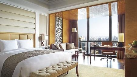 The Ritz-Carlton Club guest rooms -The Ritz-Carlton Chengdu China