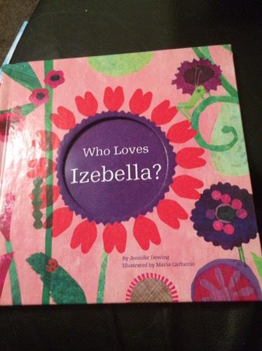 Who loves me! Personalised book