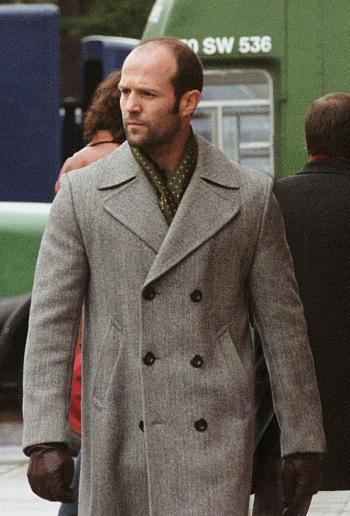 Jason Statham as Terry Leather in The Bank Job (2008).