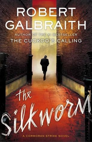 The Silkworm (and my participation in the Cloak and Dagger reading challenge)