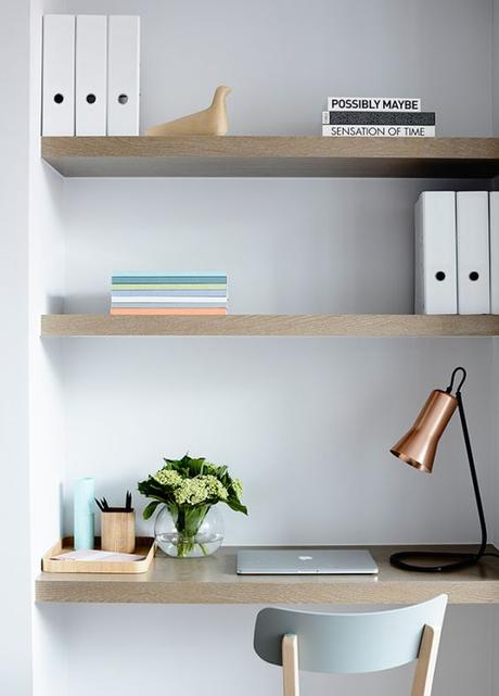 Create a relaxing work space to dream up new ideas.: