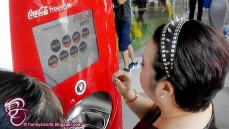 80+ New Soft Drink Options Introduced With The All New Coca-Cola Freestyle