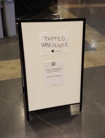 Tapped Vancouver (A Craft Beer and Cider Tasting) – Fighting Chance Productions