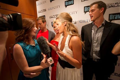 Advice For The Real Housewives Of Dallas From Fellow Dallas Celebrities