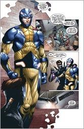 X-O Manowar #44 Preview 4