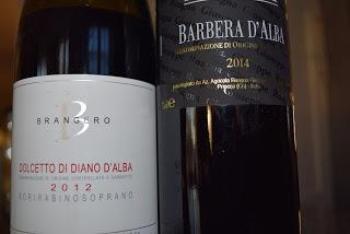 2 Italian Wines: Compare and Contrast