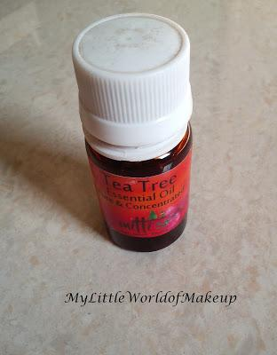 Mitti Se Tea Tree Essential Oil Review & benefits