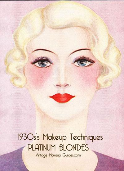1930s Makeup Beauty Guides