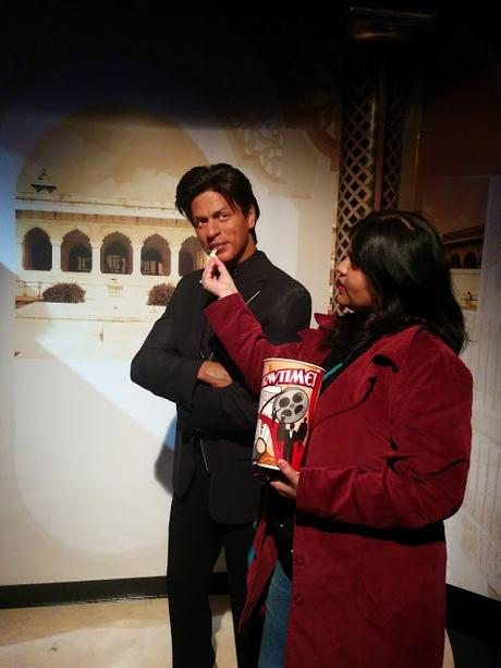 Travel | Memories from Madame Tussauds, NYC
