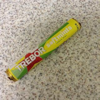 Trebor Lemon Mint Softmints