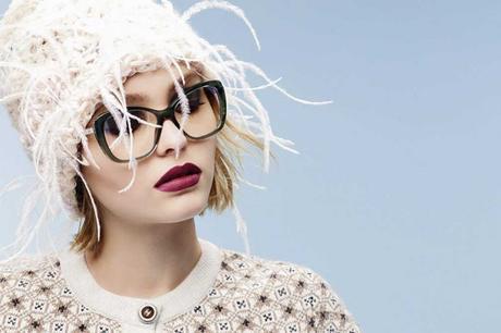 chanel-pearl-eyewear-lily-rose-depp-Karl-Lagerfeld