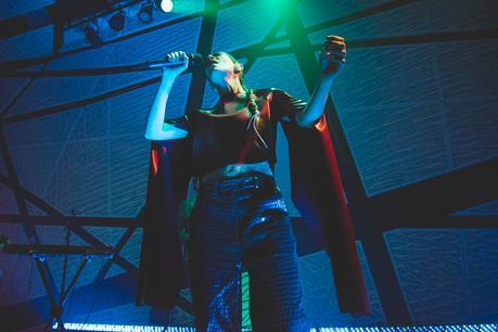 Chairlift Celebrated the Release of Moth With a Sold-Out Show at National Sawdust [Photos]