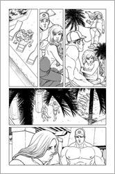 Faith #2 First Look Preview 4