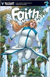 Faith #2 Cover C - Portela