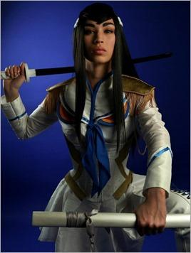 Vanessa Wedge as Satsuki Kiryuin - Kill la Kill (Photo by InsomniaArt)
