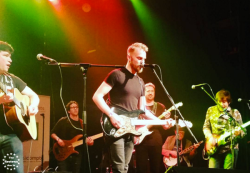 Joey Landreth with Bucket List Musicounts 2016