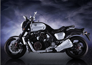 Image: Free Papercraft - Make your own paper models of motorcycles, rare animals and more