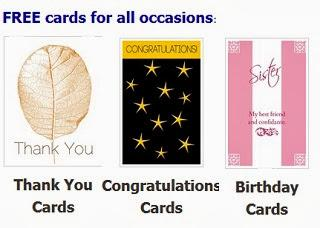 Image: Free Printable Greeting Cards