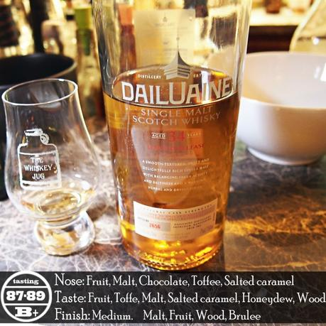 Dailuaine 34 Years Review
