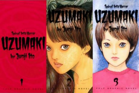 Junji Ito's Uzumaki: Deep, Dark, and Twisted