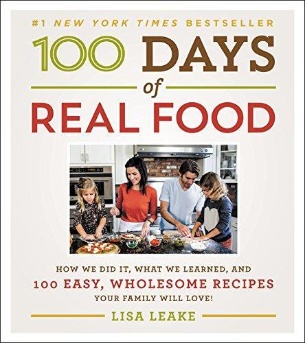 2015 Gift Guilde - 100 Days of Real Food