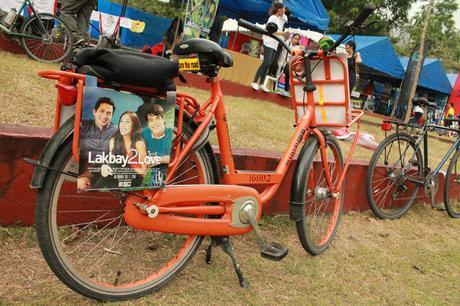 Lakbay2Love - A First Biking Feature Film