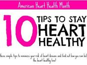Tips Stay Heart Healthy