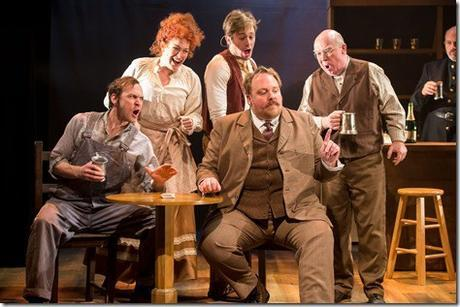 Review: The Man Who Murdered Sherlock Holmes (Mercury Theater Chicago)