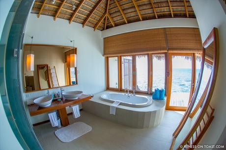 Fitness On Toast Faya Blog Girl Healthy Workout Exercise Training Health Travel Luxury W Maldives Starwood Vacation Active Escape Ideas Review-12