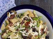 Taco Salad (Vegetarian Recipe)