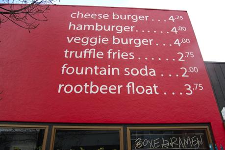 Little Big Burger Frugal Portland