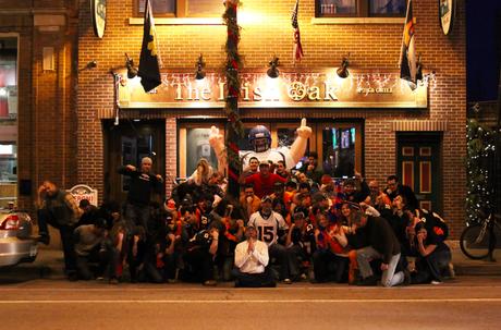 The Irish Oak Chicago