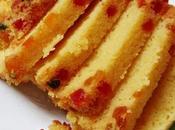 Pineapple Cake (Britannia Cake)